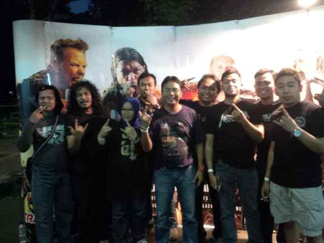 Metallica Live in Jakarta