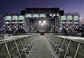 sewa sound system, lighting set & produksi panggung